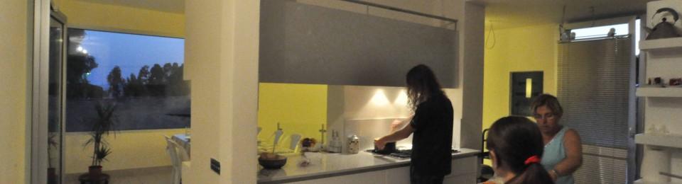 Crespellani's home – Art House Margine Rosso